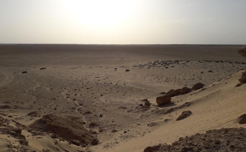 Uma aventura no deserto doSaara