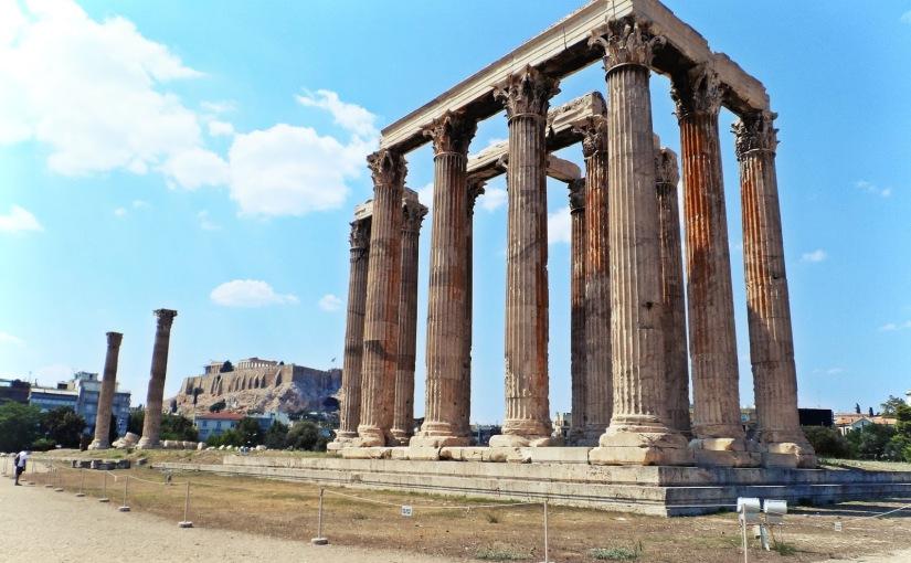 Atenas, o berço doOcidente