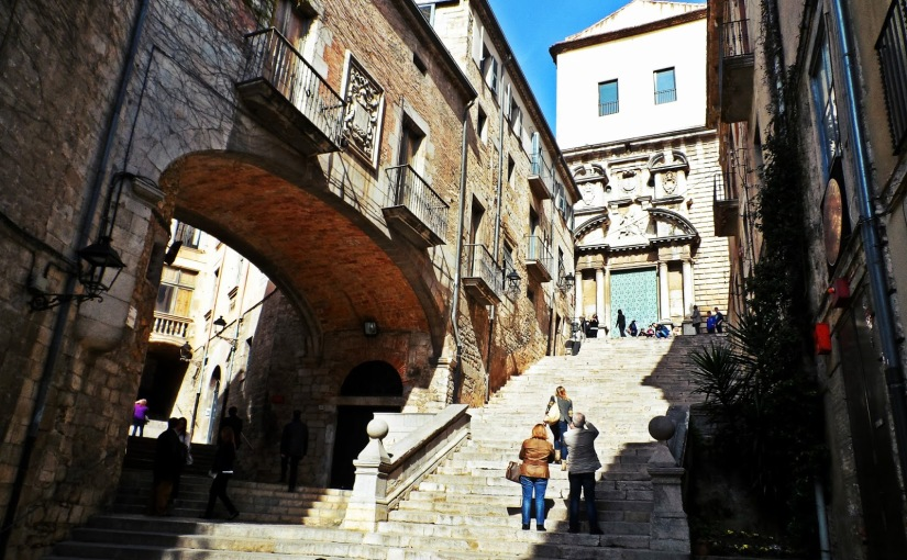 Girona, pitoresca emedieval