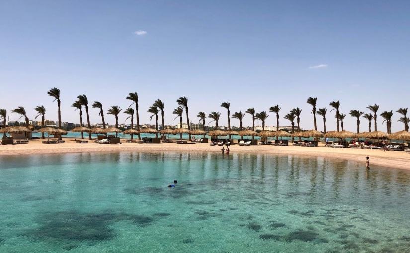 Hurghada, o refúgio do MarVermelho