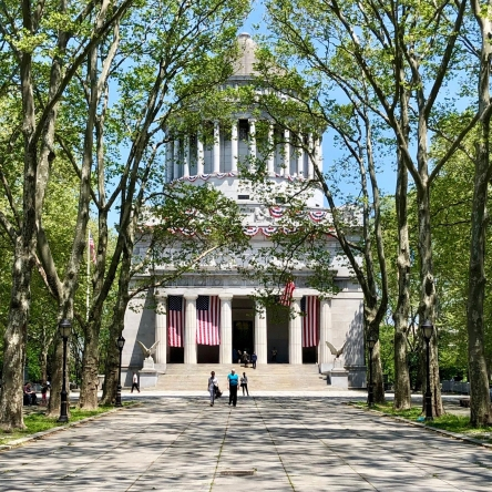 Grant Memorial NYC